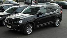 2011 Bmw X3 Ii F25 Pictures Information And Specs