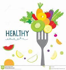 healthy fruit vegetable diet eat useful vitamin cartoon vector stock vector illustration of