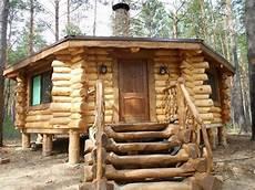 selber haus bauen log cabin on stilts in 2019 tiny house cabin log cabin