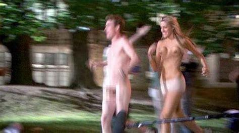 Nude Mile Run