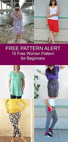 free sewing patterns for beginners free pattern alert 15 free womens patterns for beginners on the cutting floor printable pdf