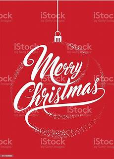 merry christmas unique lettering with calligraphy stock vector art more images of abstract