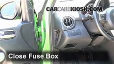 Interior Fuse Box Location 2011 2014 Mazda 2 2012 Mazda