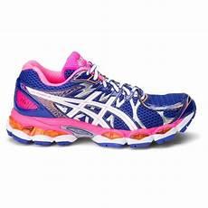 asics gel nimbus 16 womens running shoes true blue