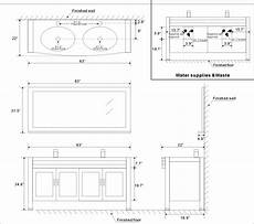 Dimensions Of Bathroom Vanity by Awesome Bathroom Awesome Standard Bathroom Vanity Depth