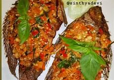 Resep Ikan Mujair Rica Rica Oleh Sinthya Devi Cookpad