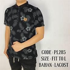 jual baju polo pria cowok laki laki kaos kerah motif distro premium 147 di lapak dtas store