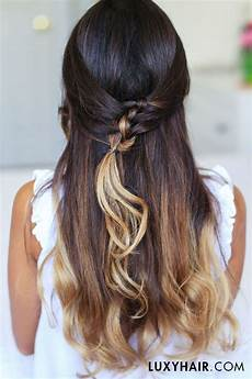Everyday Hairstyles For School