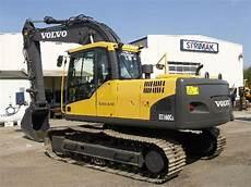 Volvo 160 Excavator