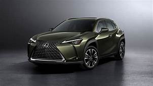 I Am Emotionally Prepared To See The 2019 Lexus UX Compact