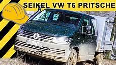 Vw T6 Offroad Seikel T6 Doka Pritsche 4motion