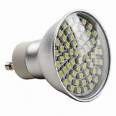 Dimmable Led Gu10 Spotlight Bulb In Warm White Colour
