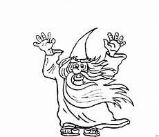 Sterne Malvorlagen Quest Kleiner Magier Mit Bart Ausmalbild Malvorlage Phantasie