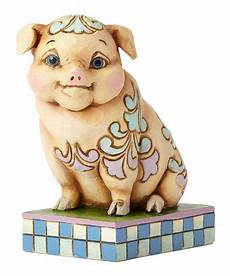 pigs accents bringing charming country home themes humor modern interior decorating your rustic home gets an artful accent with this painted