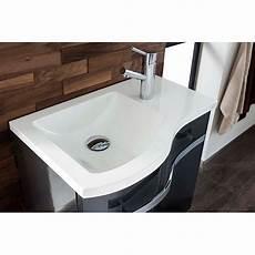 Waschbecken 40 Cm Tief - camargue wave mini einbauwaschbecken in 2019 badezimmer