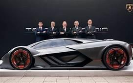 Lamborghini Creates Worlds First Self Healing Sports Car