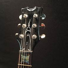 Dean Evo Les Paul Style Guitar With Two Humbucker
