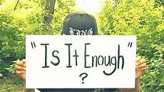 ameen taahir is it enough
