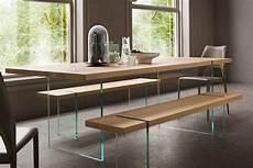 designer tische agazia t fester designer tisch 160x90 cm mit beinen aus