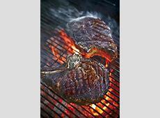 grilling 2 inch steak