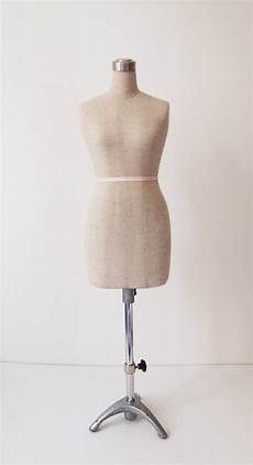 mini mannequin dummy dress form beige