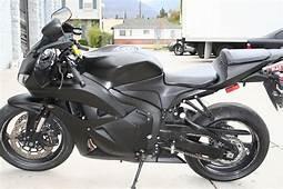 Buy 2009 Honda CBR 600RR Sportbike On 2040 Motos