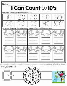worksheets on skip counting by 10 s 11973 i can count by 10 s the wearable at the bottom kinderland collaborative