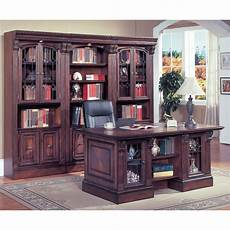 home office library furniture have to have it parker house huntington space saver