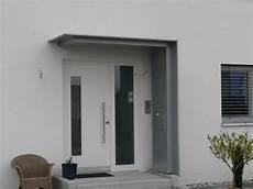 Vordach Hauseingang Mit Seitenteil - alu vordach mit seitenteil und briefkasten karlsruhe