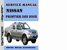 service repair manual free download 2005 nissan frontier on board diagnostic system downloads by tradebit com de es it