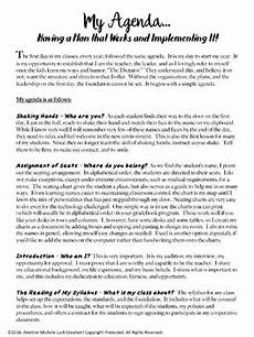lesson plans for high school 19256 day of school lesson plan for teachers middle high school
