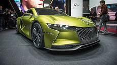 2016 Ds E Tense Concept Top Speed