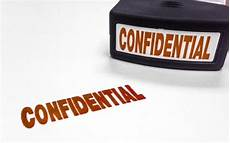 Confidential Overview by The Pitfalls Of Informal Confidentiality Arrangements
