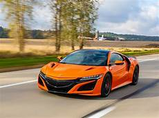 2019 acura nsx first review kelley blue book