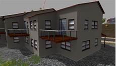 haus mit balkon fs 15 modern house with balcony v 1 0 buildings mod f 252 r farming simulator 15