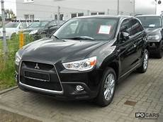 Mitsubishi Asx 1 8 2011 Technical Specifications