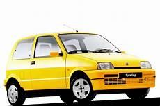 Fiat Cinquecento Sporting - fiat cinquecento classic car review honest
