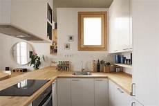 moderne kleine küchen holz arbeitsplatten machen die moderne k 252 che gem 252 tlich
