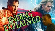 dr strange 2 doctor strange ending explained post credits and doctor