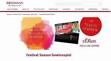 Rossmann Gewinnspiel 50 Mal 2 Holi Festival Vip Karten