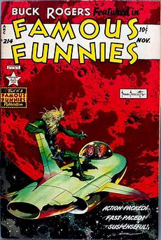 famous funnies 214 frank frazetta cover pencil ink
