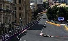 Record Speed At Baku City Circuit