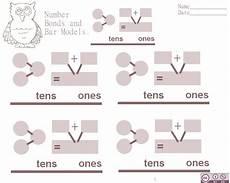 2nd grade math worksheet number bonds knitowl thursday free worksheet 2nd grade math number