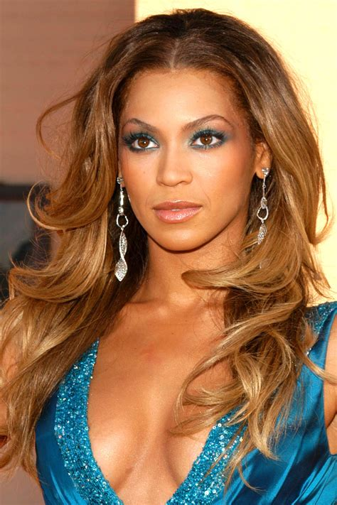 Beyonce Chocolate Brown Hair