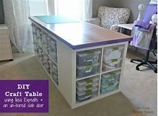de jong dream house diy craft table