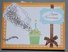 carte d anniversaire n 176 2 le scrap de capucine et scarab 233 e