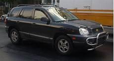 old car manuals online 2001 hyundai santa fe 2001 hyundai santa fe gl 4dr suv 2 4l manual
