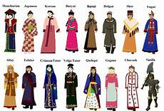 traditional outfits of the world 2007scape