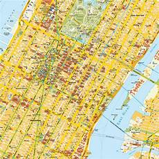 Stadtplan New York - map of new york city new york city maps mapsof net