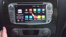 utilisation installation autoradio radio gps androi ford s